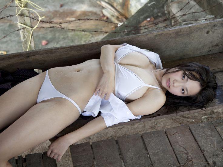 Mio Takaba Undress School Uniform