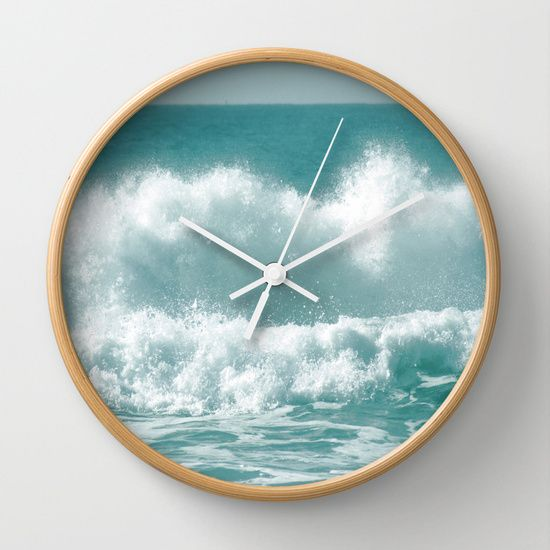 On beach time.....fun décor from Bessi Blu. http://society6.com/bessi