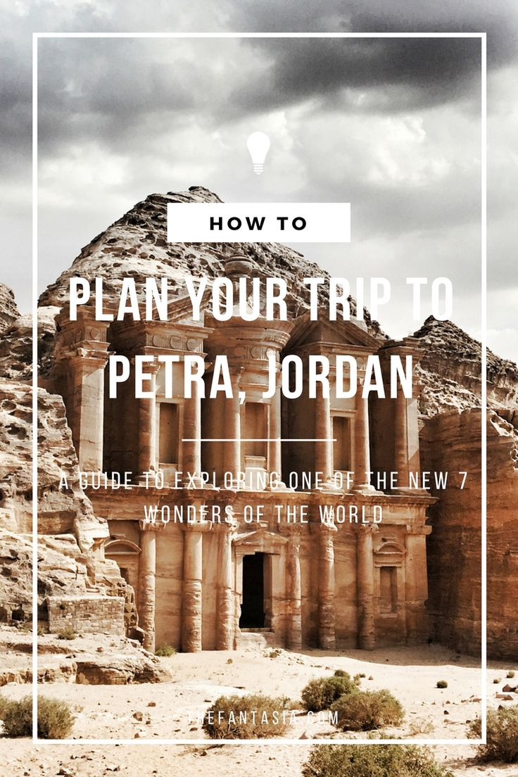 When planning my trip to Petra in Jordan, I knew that this trip had to be perfect since it was one of those destinations that I wasn't sure was going to be returning to in the near future. Planning my trip to Petra took a lot of research and preparation but it was well-worth the effort and payoff!