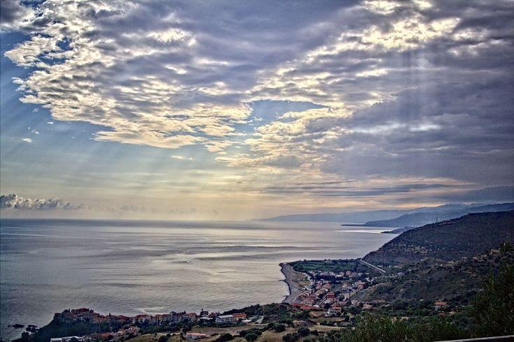 Sicilian Coast by Gerrit Kuyvenhoven