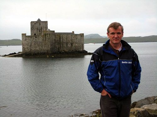 """DNA tests on a Scottish clan have destroyed their claim to royal Irish ancestry – and proved they are Vikings. For centuries the MacNeil clan based on the Hebridean island of Barra have claimed to be descendants of a Ireland's """"greatest"""" King, Niall of the Nine Hostages. But hundreds of cheek swabs taken from Barra MacNeils as far away as Canada and Australia have proved that the blood of fierce Norse raiders runs through their veins."""