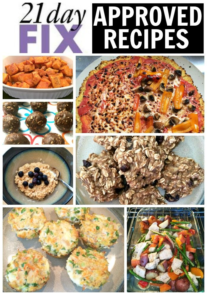 21 day fix approved recipes  These are some of my favorite fix approved recipes! Not only do they fit the fix, but they are easy to make too!