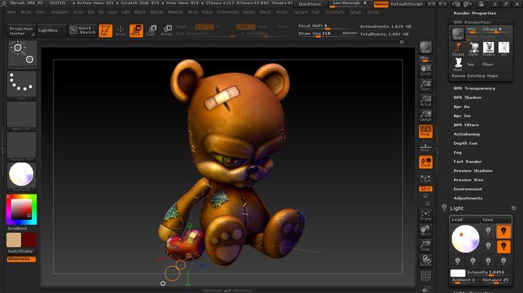 process teddy