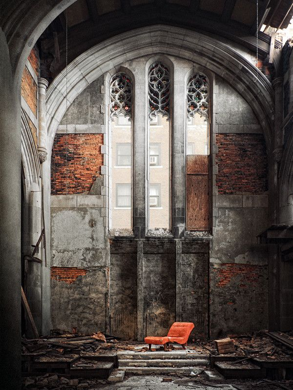 Let there be... Lounge? by Brad Gillette, via 500px