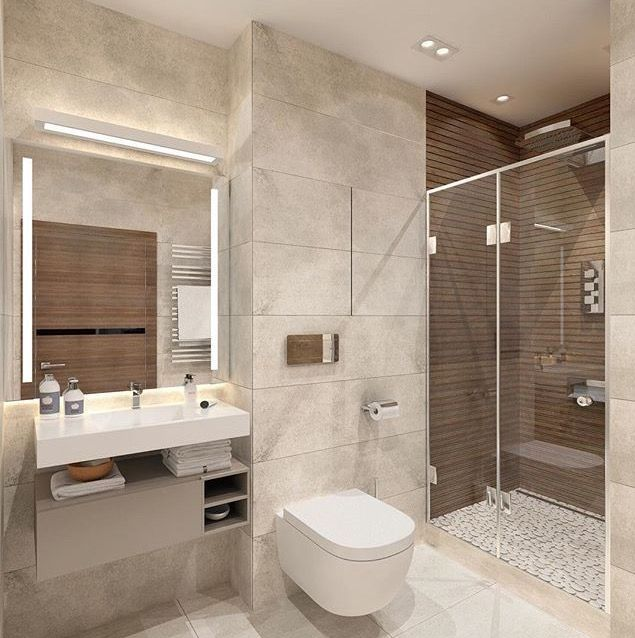 80 Of The Most Beautiful Bathroom Designs Small Apartment