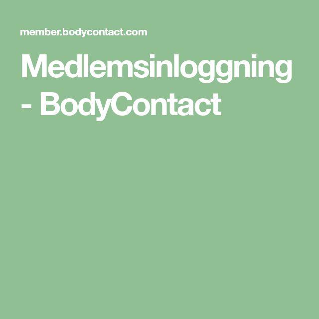 Bodycontact Login