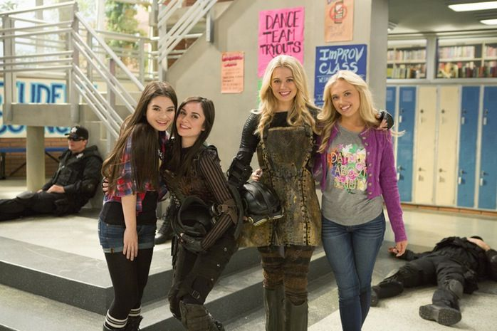 best friends whenever | ... Selves On the New Episode of 'Best Friends Whenever' - M Magazine