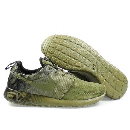 Sneakers Nike - Roshe One Print - Iguana