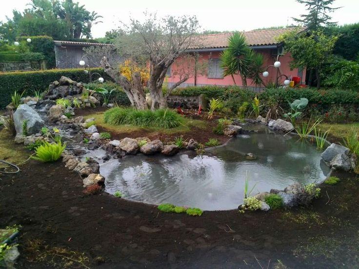 17 migliori idee su laghetti da giardino su pinterest for Giardini zen da casa
