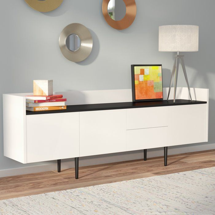 Shop AllModern for stylish sideboards and buffets. Store your extra table linens, dinnerware, and flatware in a modern kitchen buffet and expand your storage options!