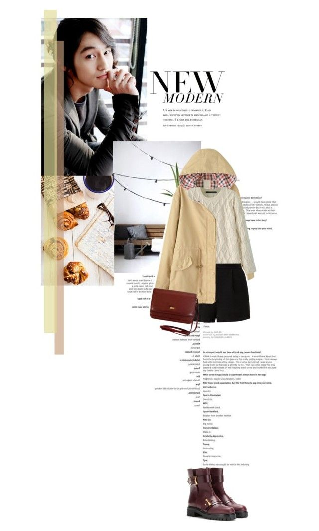 """""""Rainy Day - Childhood"""" by farahhind ❤ liked on Polyvore featuring IDeeen, Alexander McQueen, Lost Society, bhalo and bhalo3"""