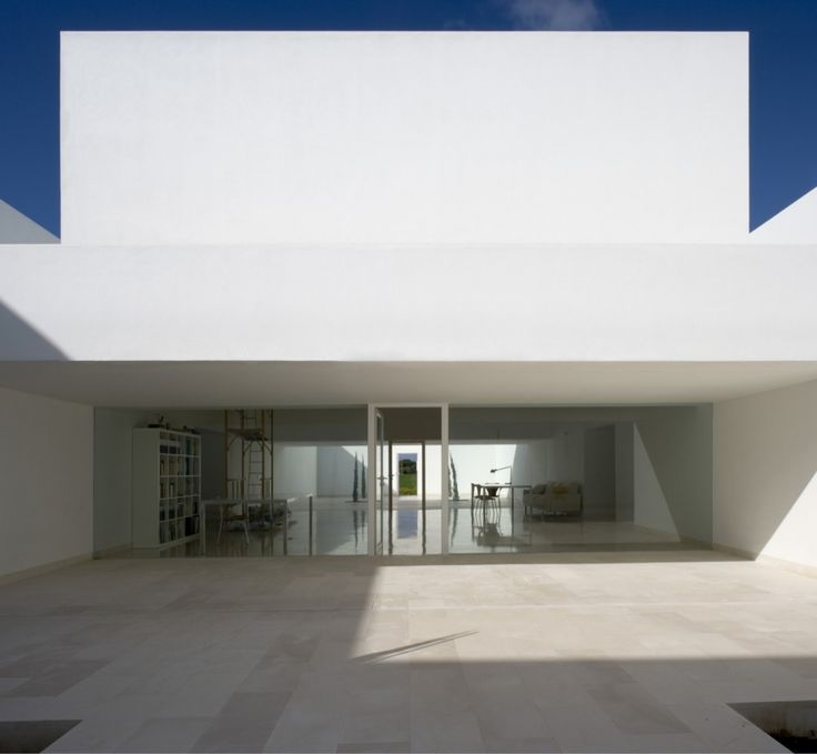 19 best images about architect alberto campo baeza on - Casa campo baeza ...
