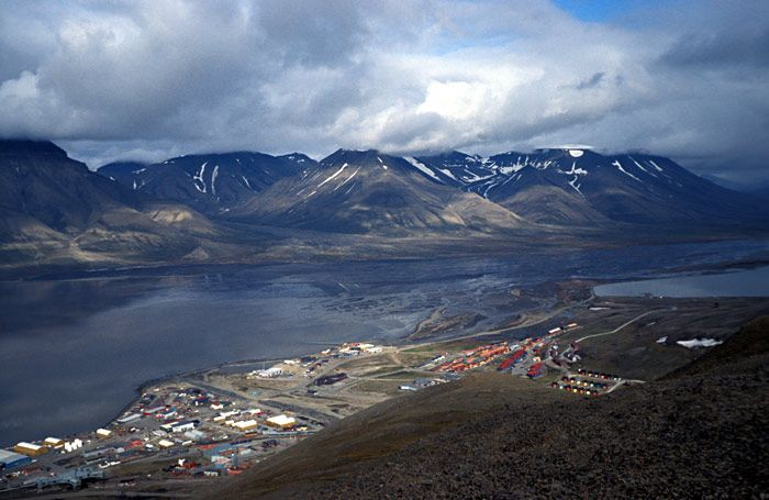 Longyearbyen - The Northern most City in the World