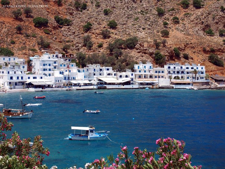 Loutro - simply cannot beat this magical place