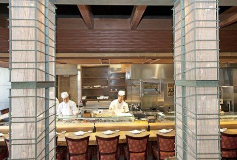Izakaya Den - Retractable,glass ceiling and great Japanese food
