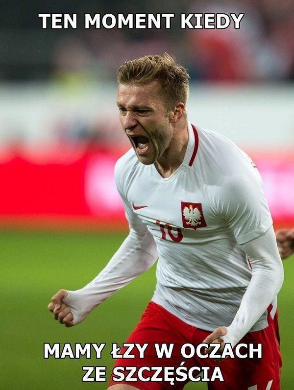Polska pokonała Ukrainę w ostatnim meczu fazy grupowej Euro 2016 • Ten moment kiedy mamy łzy w oczach ze szczęścia • Wejdź i zobacz >> #pol #polska #memy #pilkanozna