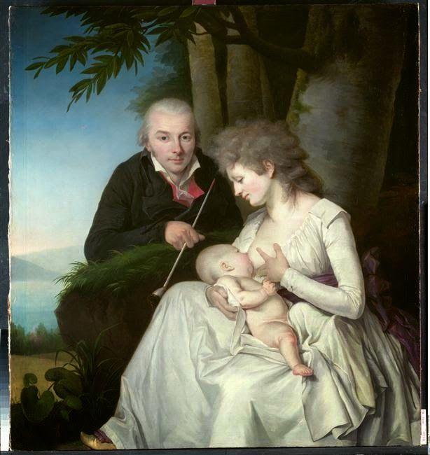 Reading Treasure: Wet Nurses and Breastfeeding in the 17th - 18th Century