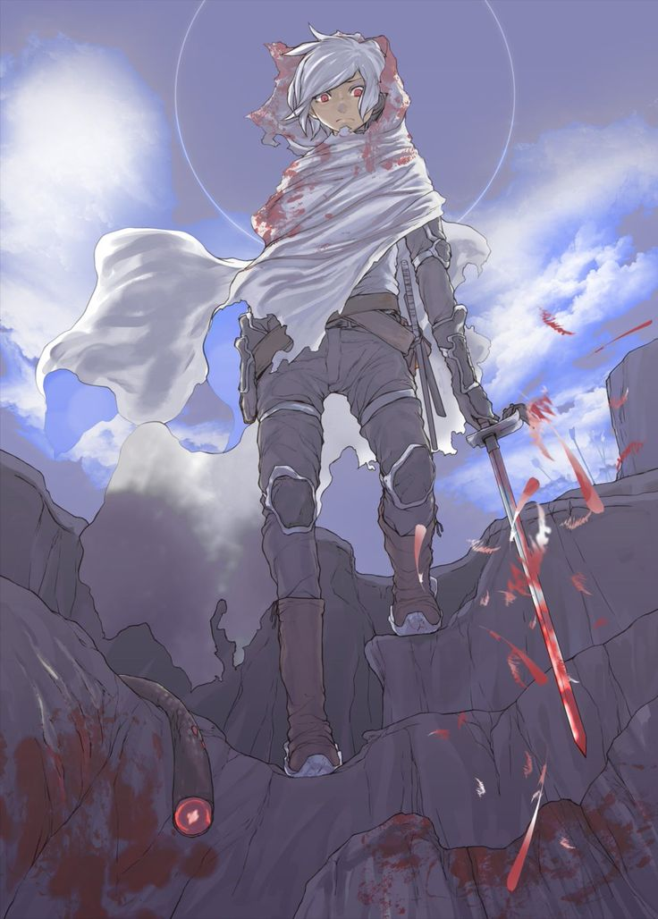 Anime Characters Everyone Knows : Best ryuu lyon danmachi images on pinterest