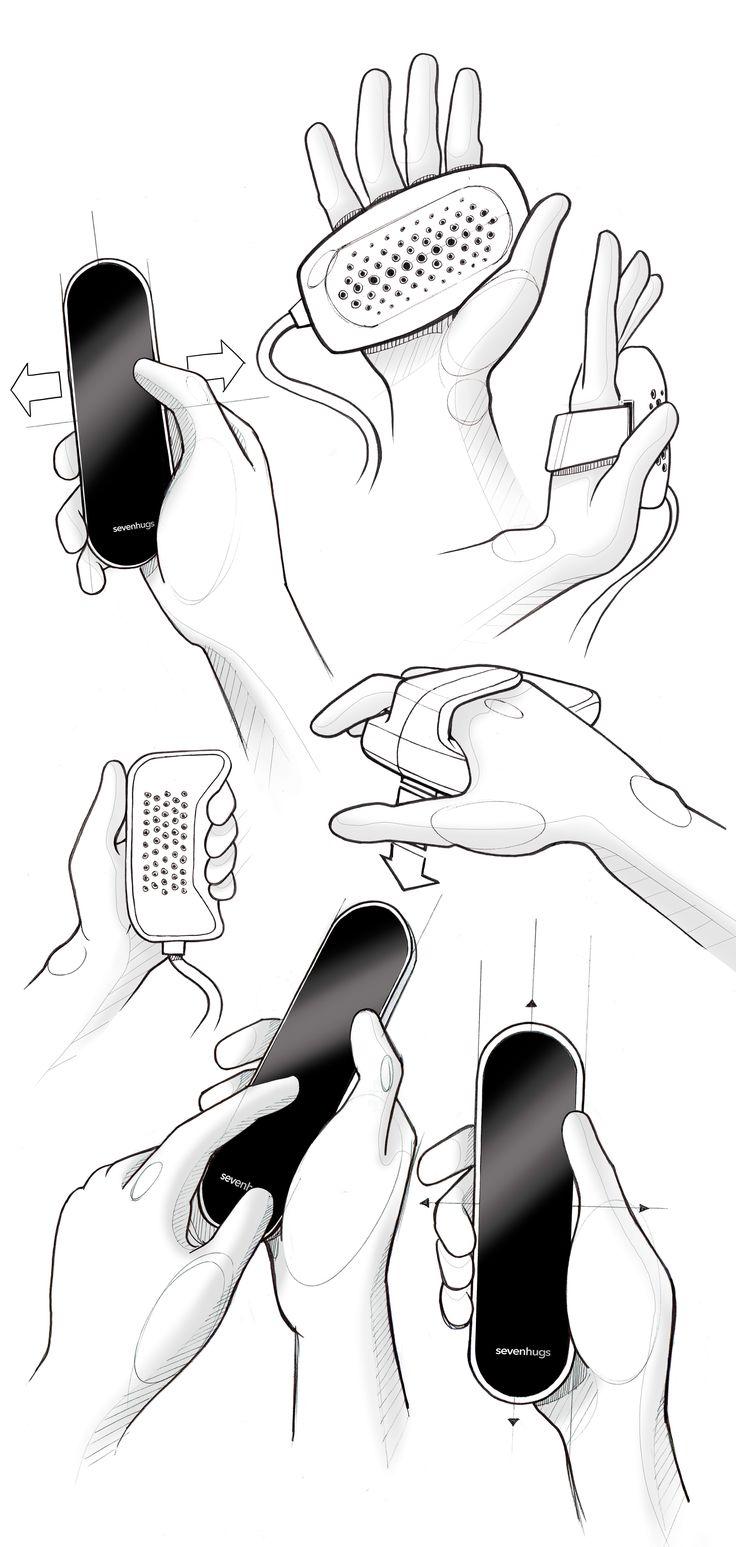 mode d'emploi comment utiliser un objet feutres fins noirs et aplats noirs et gris