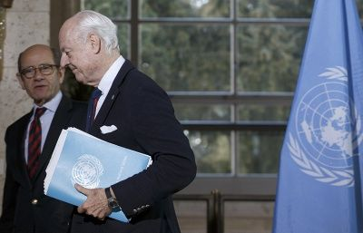 В Женеве завершилась первая неделя первого полноформатного раунда межсирийских переговоров