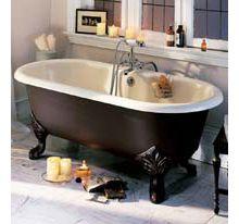 refinish paint enamel cast iron tub