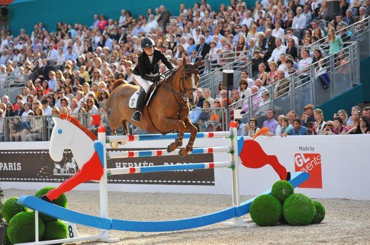 rocking horse jump