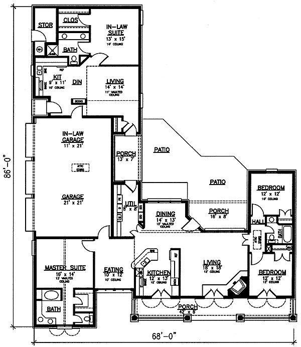68 best my top dream home picks images on pinterest arquitetura plan 73035hs plantation style home design malvernweather Images