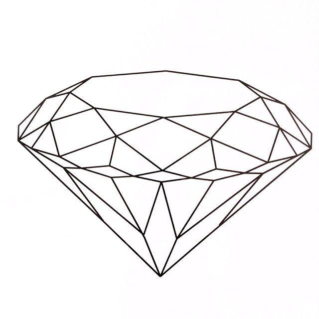 Best 25+ Diamond drawing ideas on Pinterest | Diamond ...