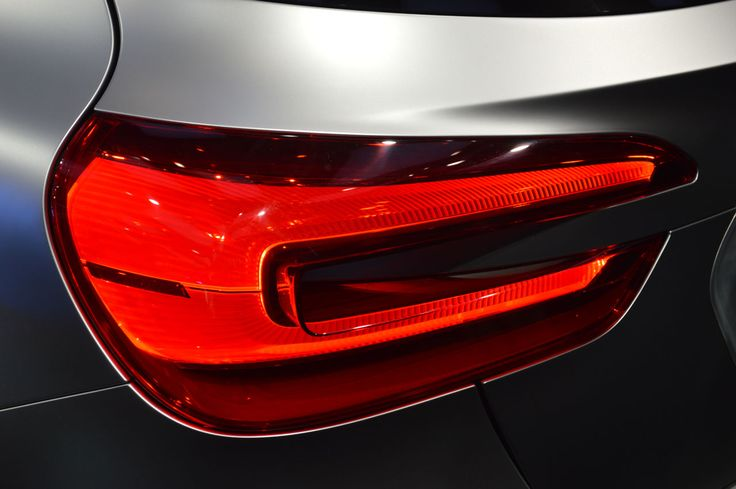 Mercedes-Benz GLA Concept: Shanghai 2013 Photo Gallery - Autoblog