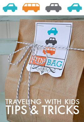 Traveling with Kids tips and tricks