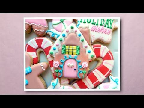 find this pin and more on cookies christmas how to decorate - How To Decorate Christmas Cookies