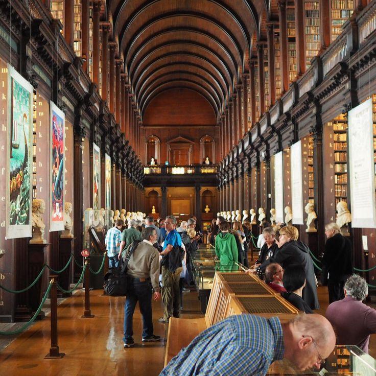 Trinity museum Dublin