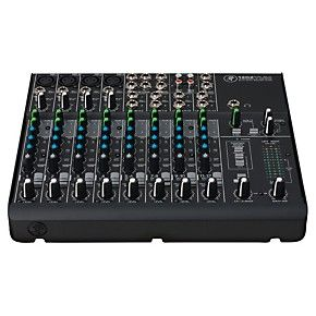 Shop for the Mackie VLZ Series 1202VLZ4 12-Channel Compact Mixer and receive free shipping on your order and the guaranteed lowest price.