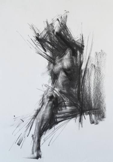 """Saatchi Art Artist Zin Lim; Drawing, """"Allegro no.81"""" #art"""