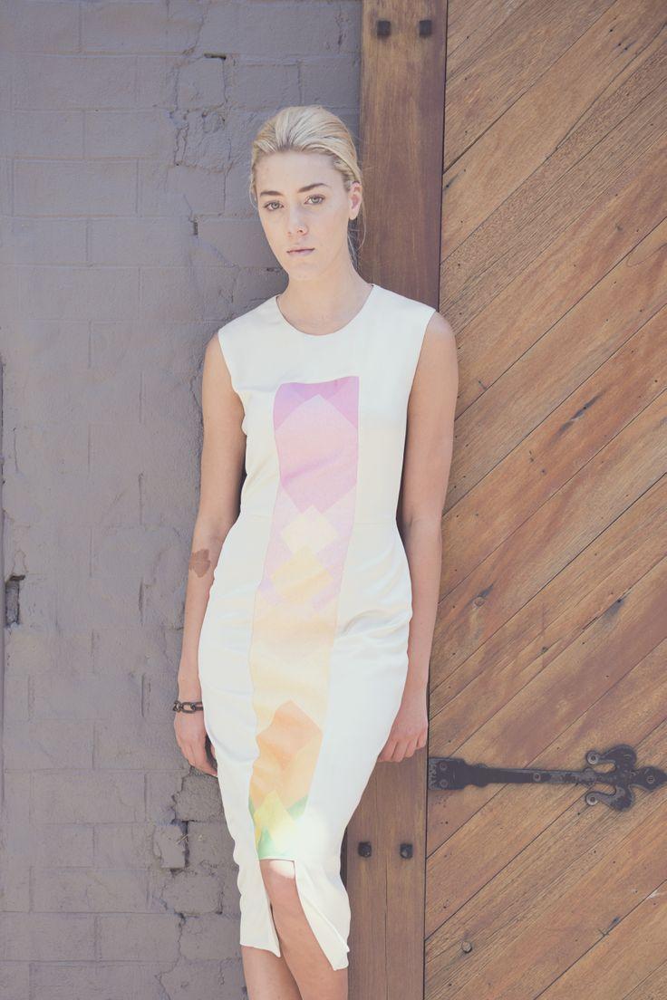 S/S14 Garments & Styling:  Meghan Farquhar Photography:  www.rightanglecreative.com.au Model:  Tina Sakley