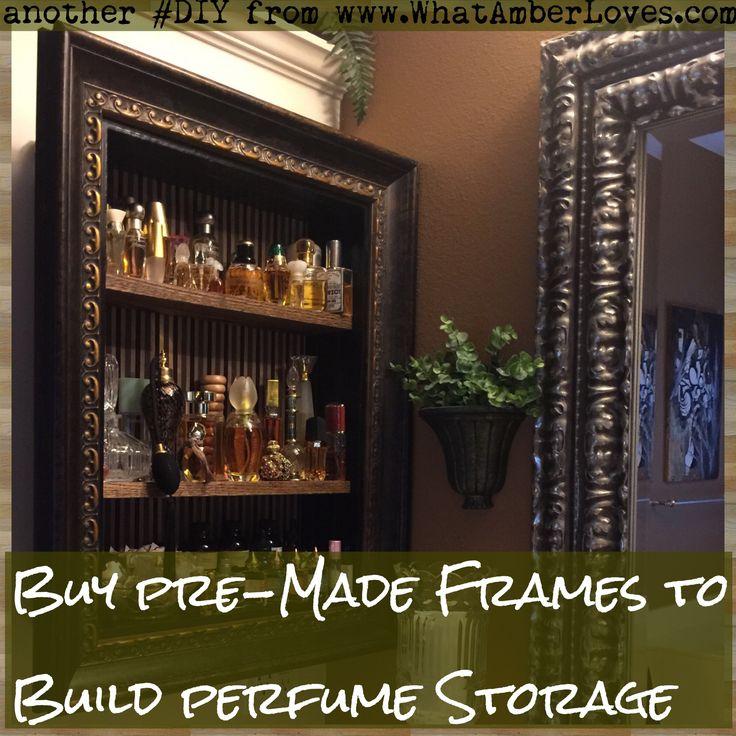 The 25+ best Perfume storage ideas on Pinterest | Perfume ...