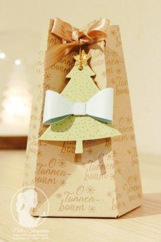 Stanz_und_Falzbrett_Geschenktüten_Gift_Box_Punch_board_Oh_Tannenbaum_Stampin_UP_Christmas