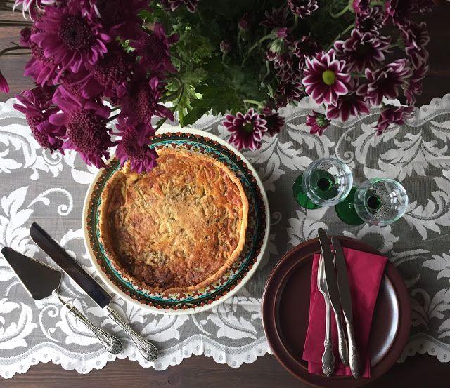 Gamze Mutfakta: Soğanlı Tart