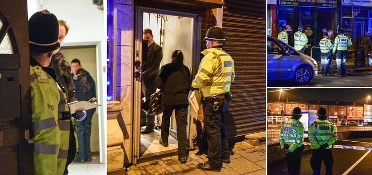 Ηνωμένο Βασίλειο : Ερευνες κατά τη διάρκεια της νύχτας στο Μπέρμινχαμ