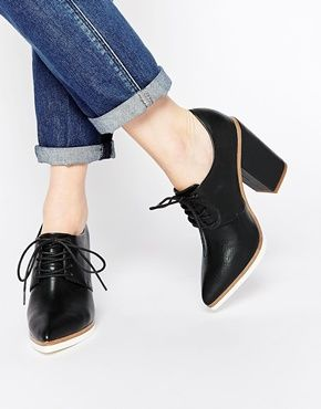 coach purses wholesale ASOS ON A ROLL Lace Up Heeled Shoes | 2015 Clothes |  | Asos, Lace and Shoes
