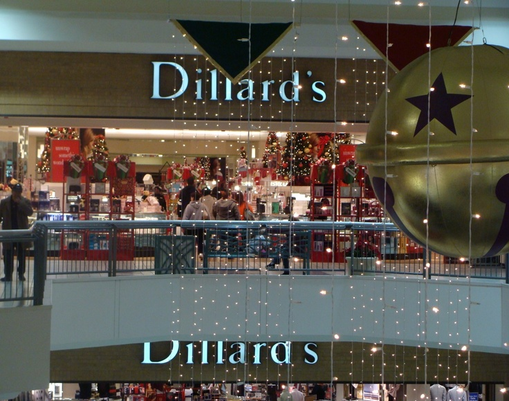 Dillard's has GREAT sales