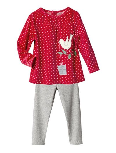 ¡Un #pijama de #fiesta para llevar todo el #invierno!