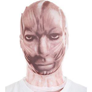 muscle morph mask - Premium Halloween Masks