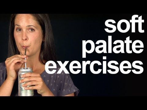 SOFT PALATE EXERCISES (6 of 6) -- Vocal Exercises -- American English Pronunciation