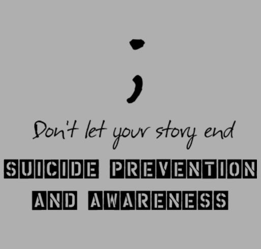 Semicolon Depression Self Harm And Suicide Awareness: 225 Best Images About Suicide Prevention & Awareness On
