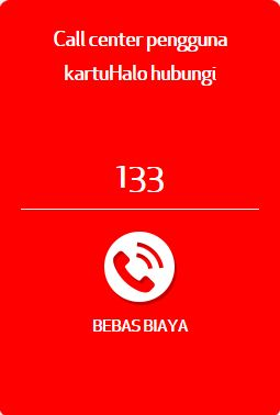 Telkomsel Call Center Simpati Kartu AS LOOP HALO Bebas pulsa 24 jam - http://trending-topic.info/?p=827