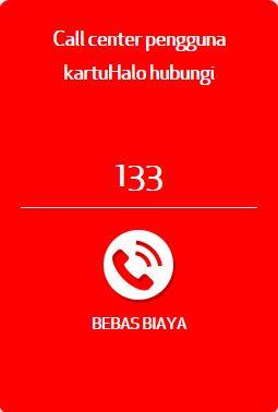 Telkomsel Call Center Simpati Kartu AS LOOP HALO Bebas pulsa 24 jam - http://trending-topic.info/?p=827