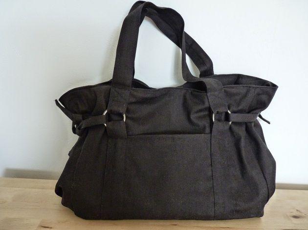 Sac à main (Tatanne Bag) par Princess Clarinet - thread&needles