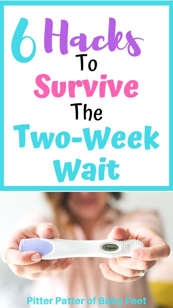 6 Tips To Survive The Two-Week Wait -   Fertility   Early