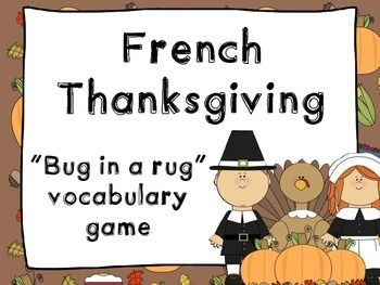 Grateful French Vocabulary